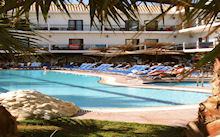 Foto Hotel Almyrida Beach in Almyrida ( Chania Kreta)